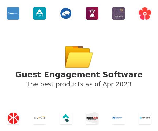 Guest Engagement Software
