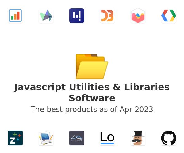 Javascript Utilities & Libraries Software