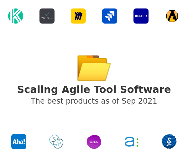 Scaling Agile Tool Software