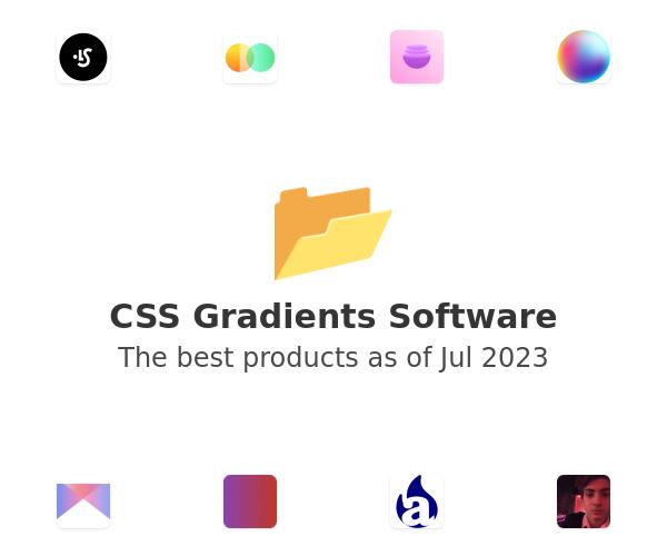 CSS Gradients Software