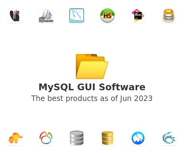 MySQL GUI Software