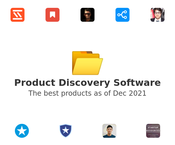 Product Discovery Software