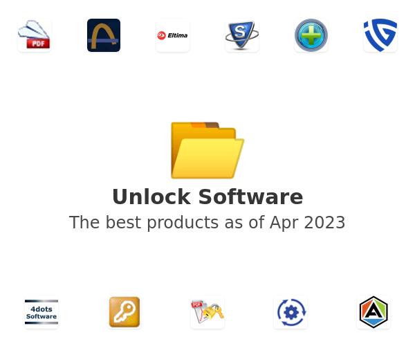 Unlock Software