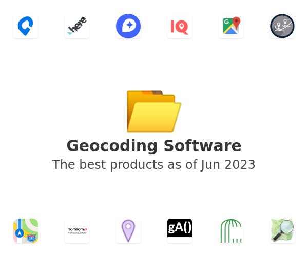 Geocoding Software