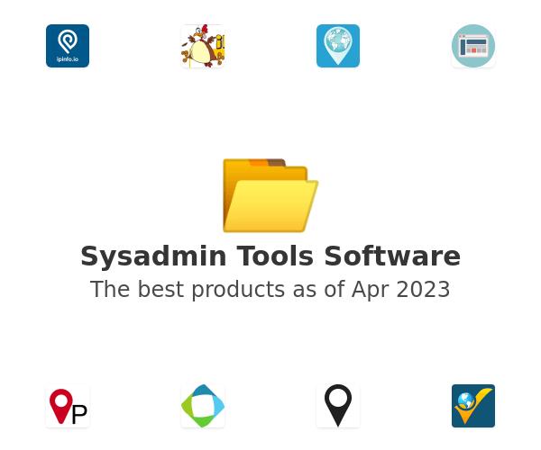 Sysadmin Tools Software
