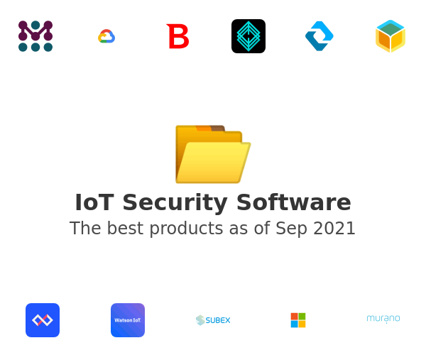 IoT Security Software