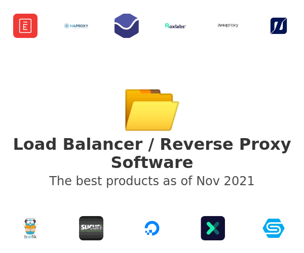 Load Balancer / Reverse Proxy Software