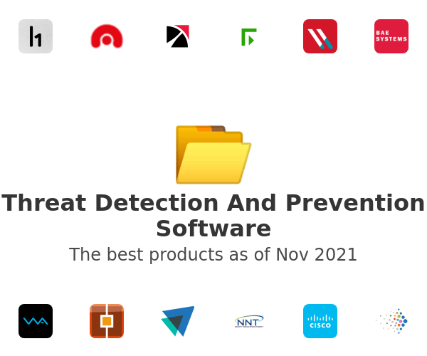 Threat Detection And Prevention Software