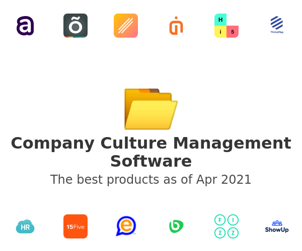 Company Culture Management Software