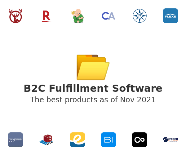 B2C Fulfillment Software