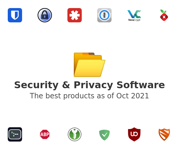 Security & Privacy Software
