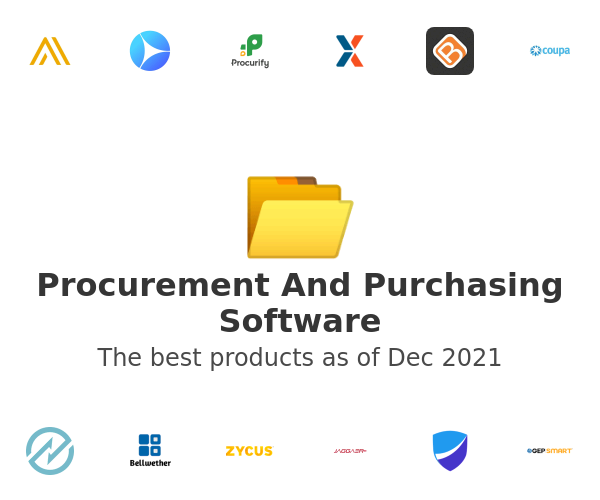 Procurement And Purchasing Software