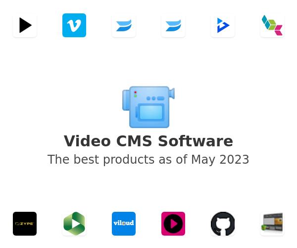Video CMS Software