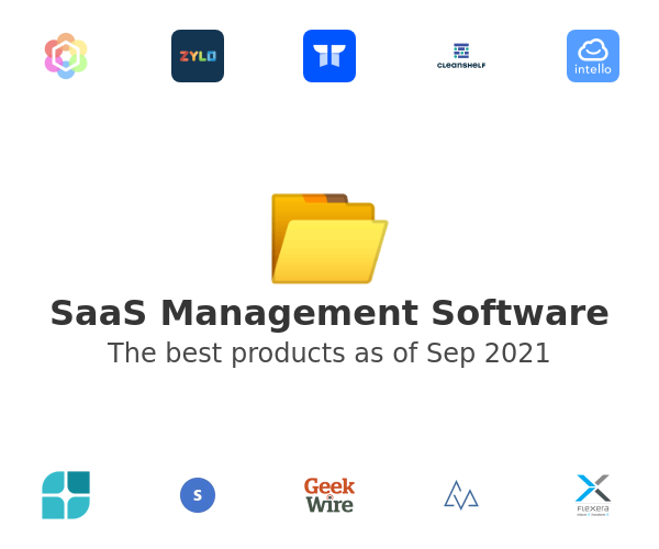 SaaS Management Software