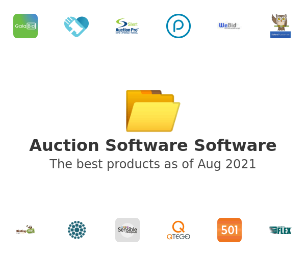 Auction Software Software