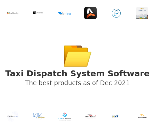 Taxi Dispatch System Software