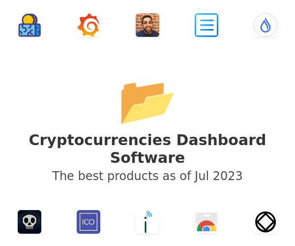 Cryptocurrencies Dashboard Software