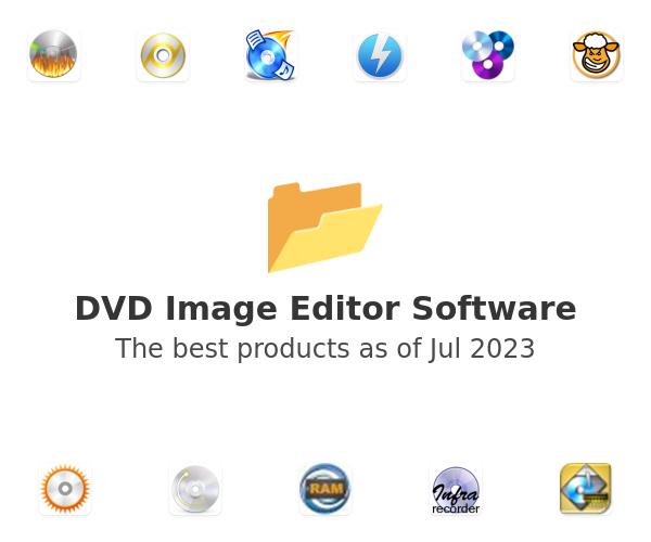 DVD Image Editor Software