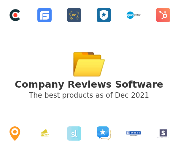 Company Reviews Software