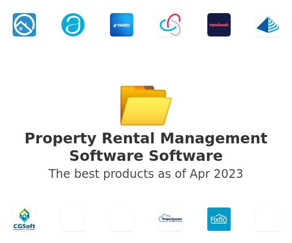Property Rental Management Software Software