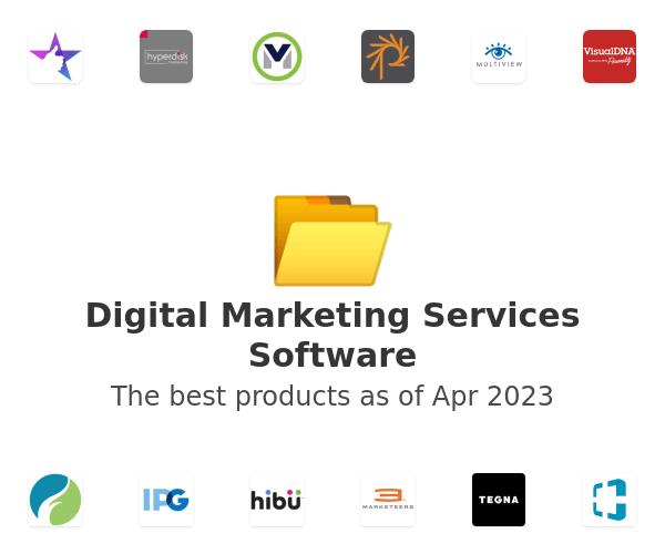 Digital Marketing Services Software