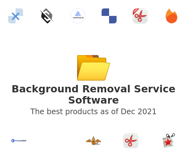 Background Removal Service Software