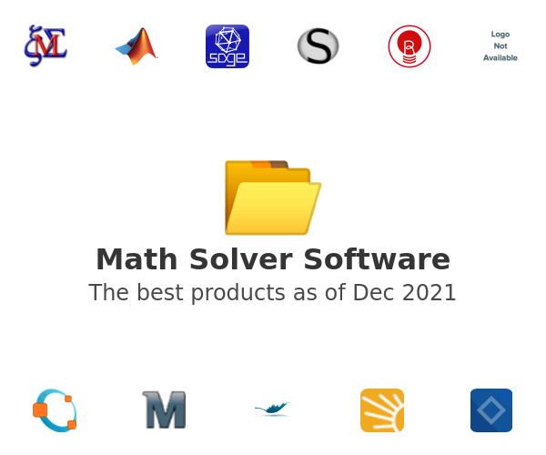 Math Solver Software
