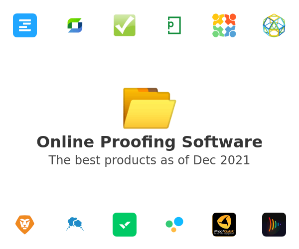 Online Proofing Software