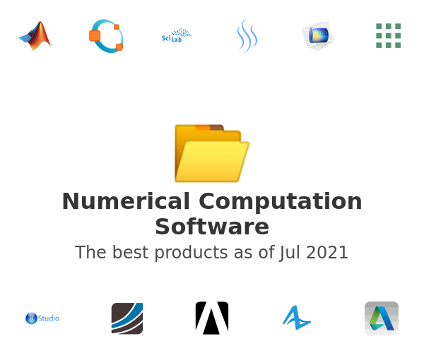Numerical Computation Software