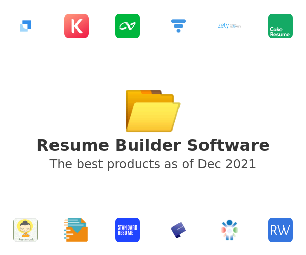 best resume builder software based on 70 factors  2020