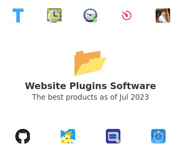 Website Plugins Software