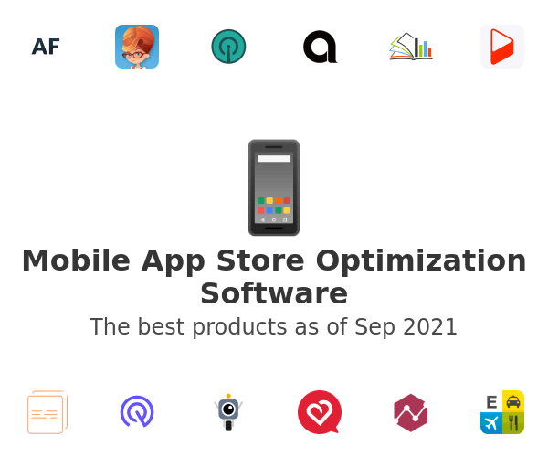Mobile App Store Optimization Software