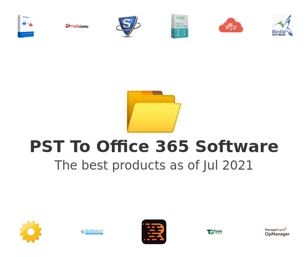 PST To Office 365 Software