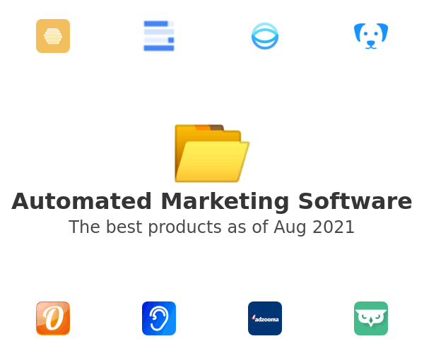 Automated Marketing Software