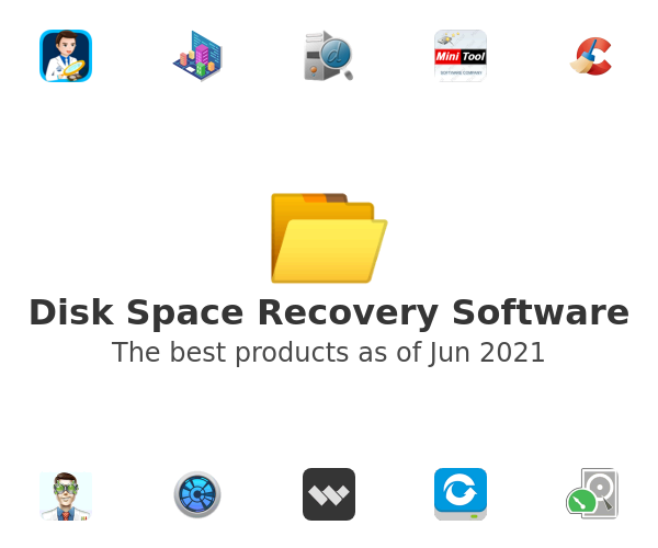 Disk Space Recovery Software