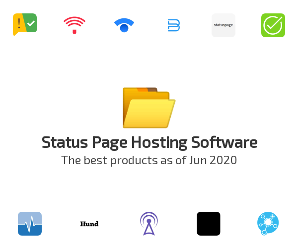 Status Page Hosting Software