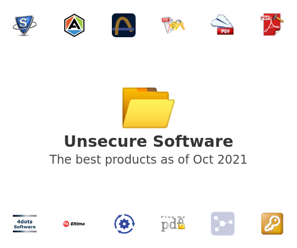 Unsecure Software