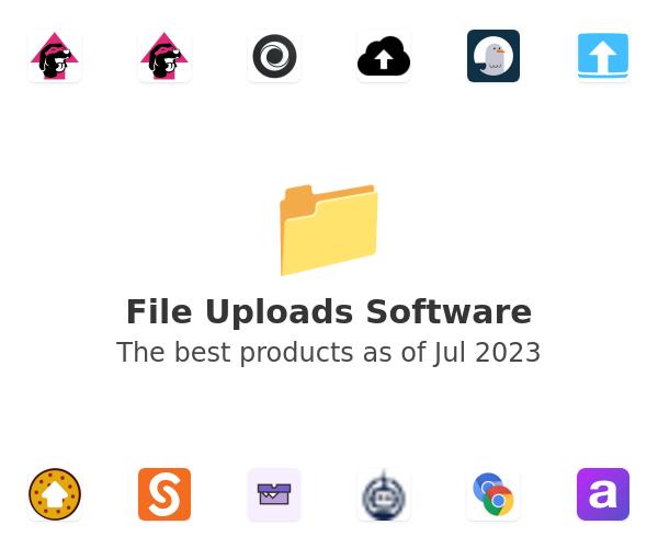 File Uploads Software