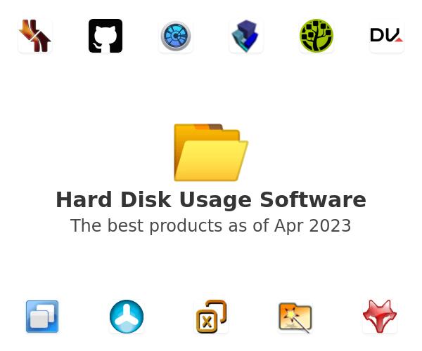 Hard Disk Usage Software
