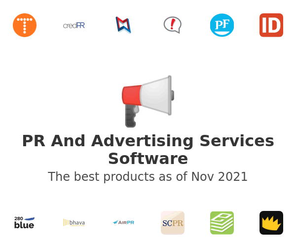 PR And Advertising Services Software