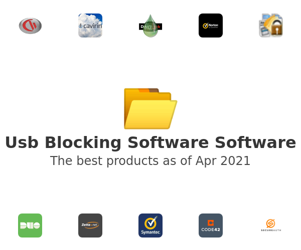 Usb Blocking Software Software