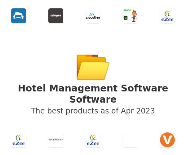 Hotel Management Software Software