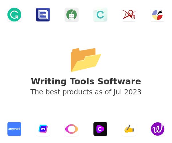 Writing Tools Software