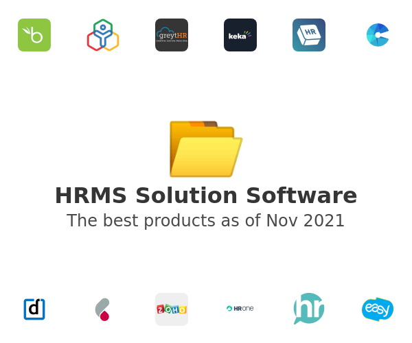 HRMS Solution Software