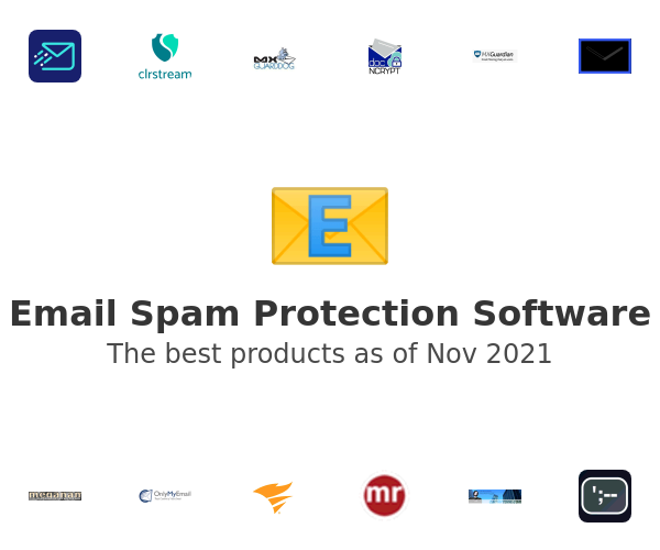 Email Spam Protection Software