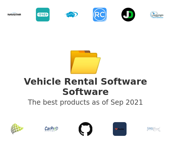 Vehicle Rental Software Software