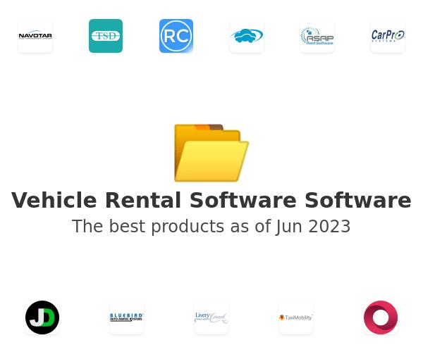 Vehicle Rental Software Software