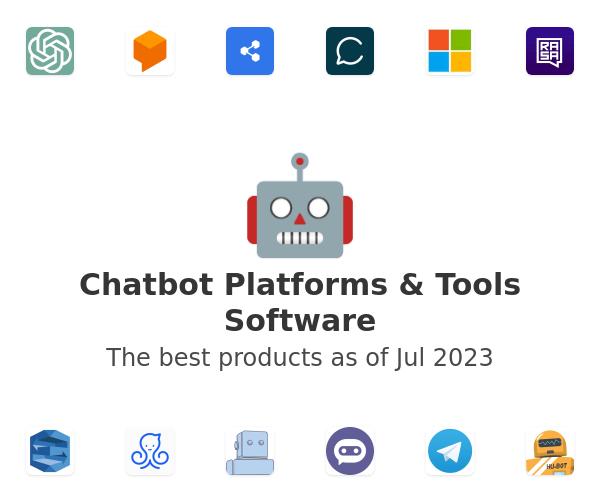Chatbot Platforms & Tools Software