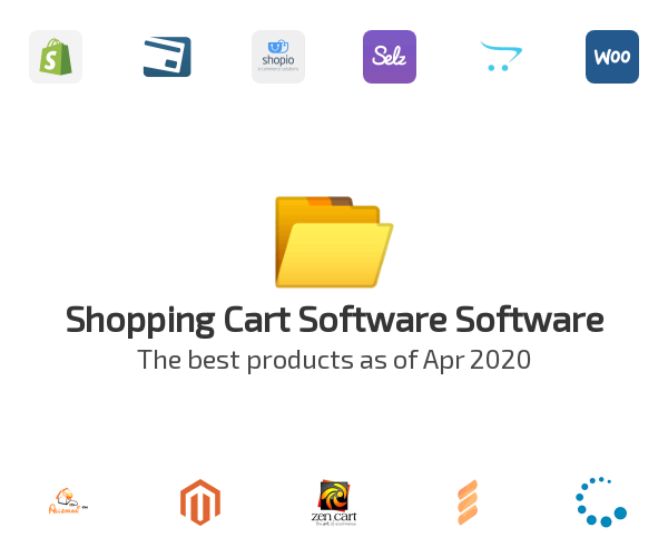 Shopping Cart Software Software