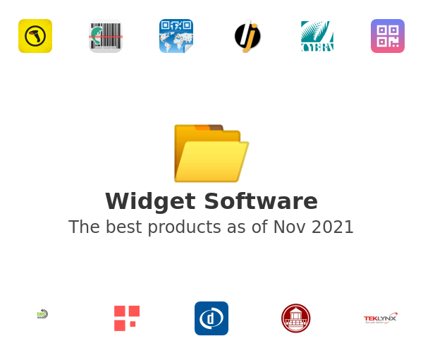 Widget Software